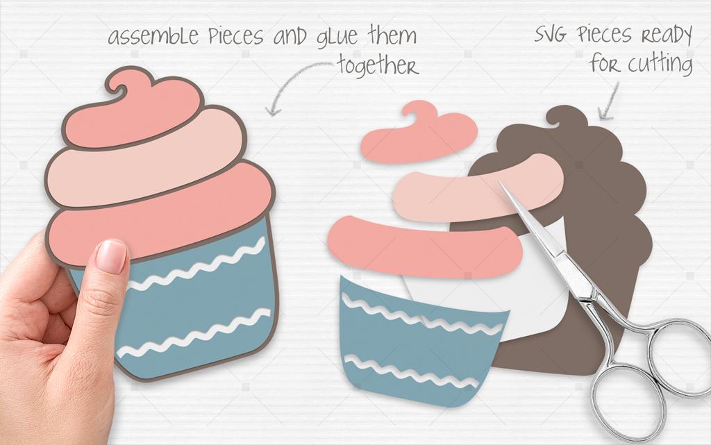 Sweet Cupcake 01